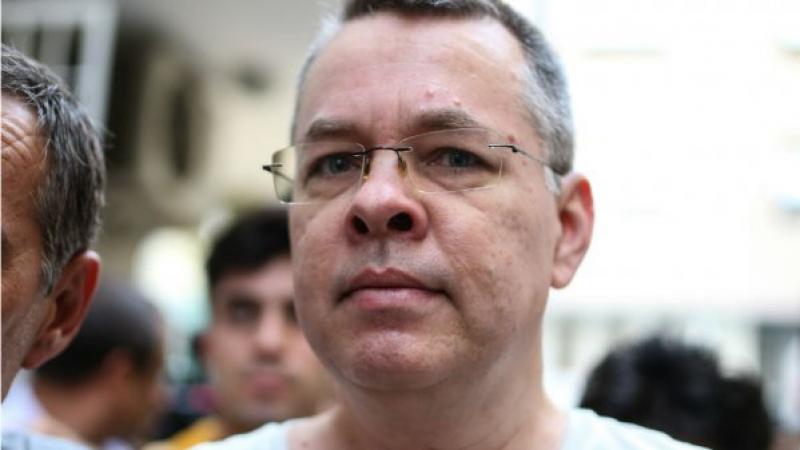 Turquie: Le pasteur américain Brunson libéré