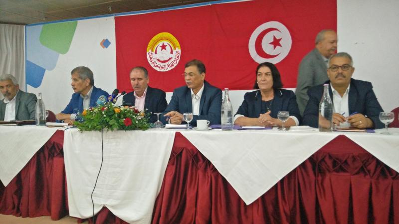 UGTT: Vers la grève générale du secteur public