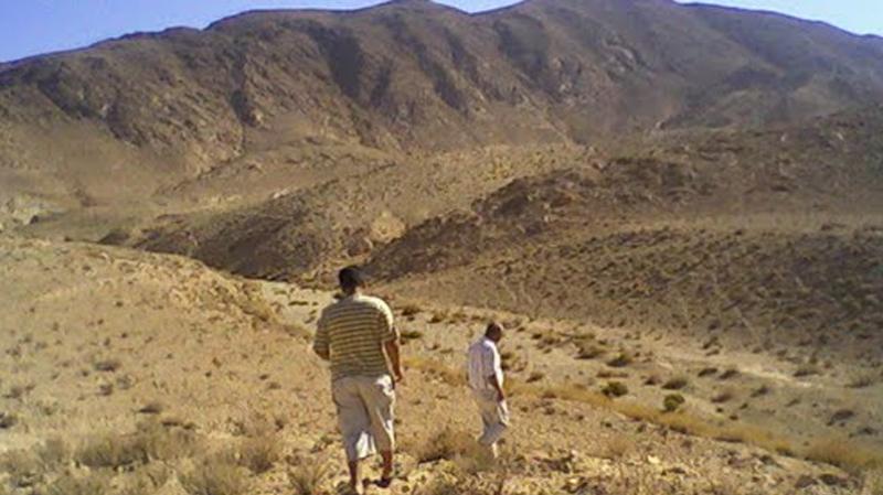 Un blessé dans l'explosion d'une mine au Mont Arbata