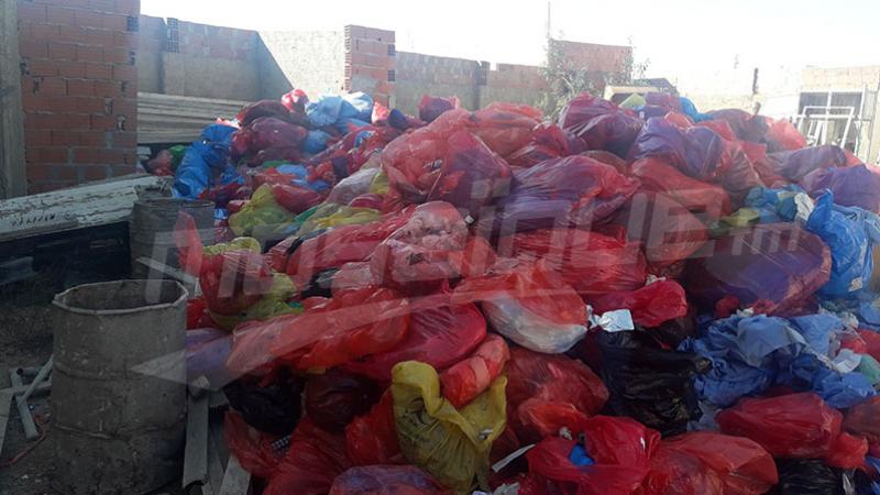 Un conseiller municipal entasse des déchets toxiques sur son terrain