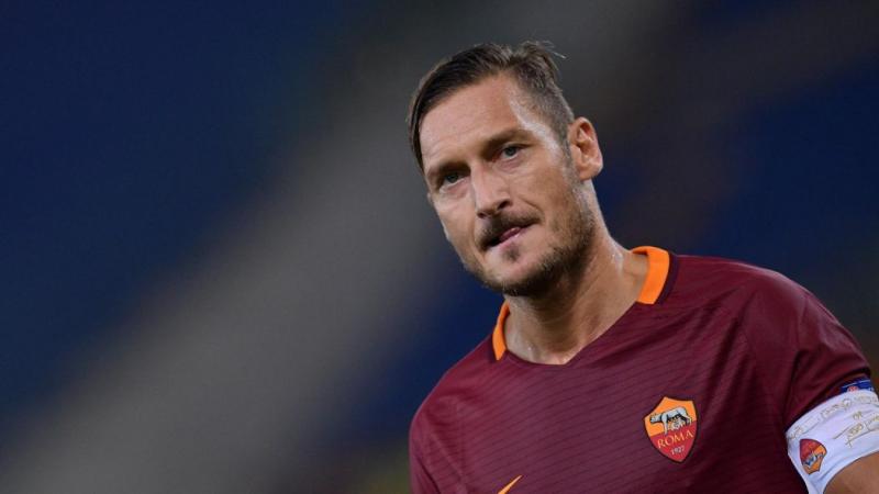 Un détenu préfère rester en prison pour rencontrer Francesco Totti