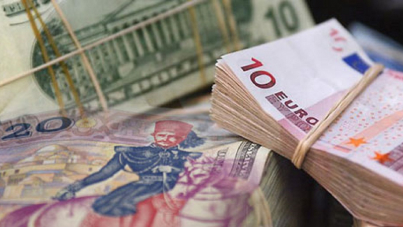 Un euro s'échange à 3.403d