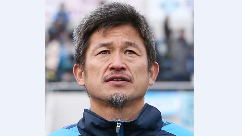 Un footballeur Japonais de 51 ans prolonge d'un an avec son club