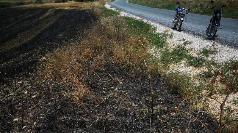 Un mégot de cigarette déclenche un incendie à Tebourdouk