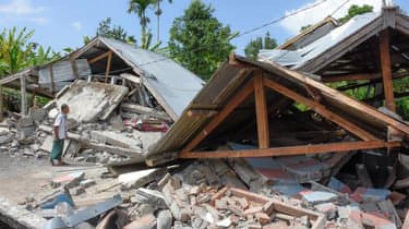 Un séisme de magnitude 6,6 frappe l'Indonésie