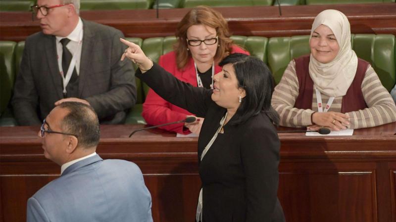 Une députée d'Ennahdha portera plainte contre Abir Moussi