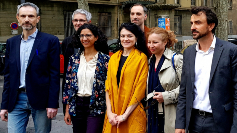 Une franco-tunisienne  maire du 1er arrondissement de Lyon