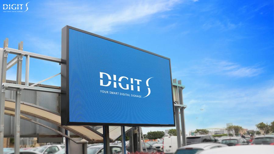 Une première en Tunisie, un parking équipé d'écrans LED !