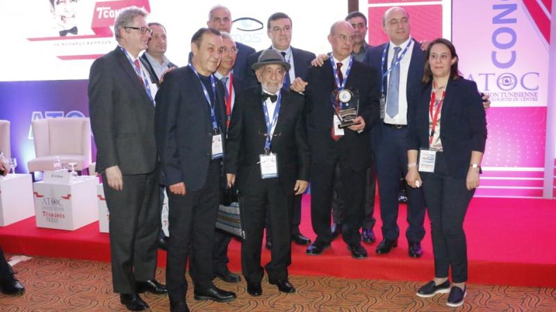 Une première médicale en Tunisie réalisée par cinq ophtalmologistes