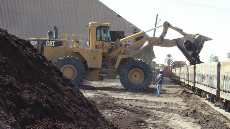 Une production record de phosphate de 4,1 millions de tonnes