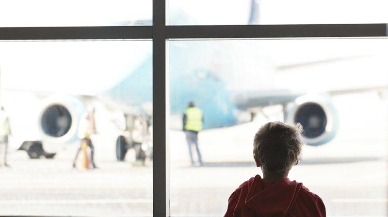 Une saoudienne oublie son bébé, l'avion fait  demi- tour
