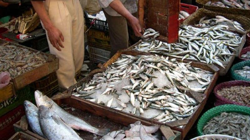 viandes, poissons