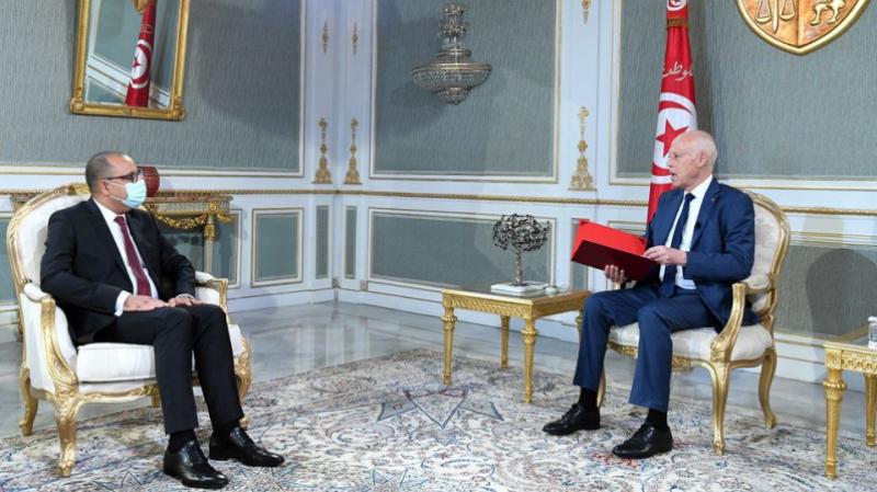 Vidéo Saied et Mechichi : La présidence du gouvernement réagit