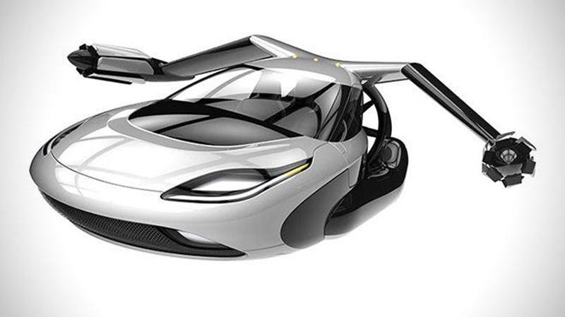toyota soutient un projet de voiture volante. Black Bedroom Furniture Sets. Home Design Ideas