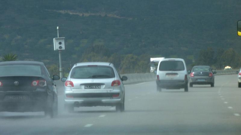 Vol de radar sur l'autoroute Sousse -Tunis