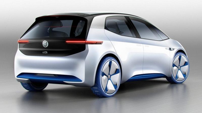 Volkswagen-électrique