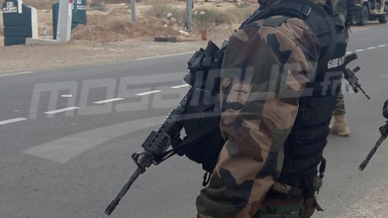 Zaghouan:  Une arme à feu chez étranger