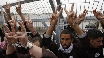 اتحاد الشغل يدعو إلى مساندة الأسرى الفلسطينيين