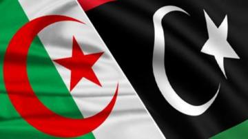 الجزائر-ليبيا