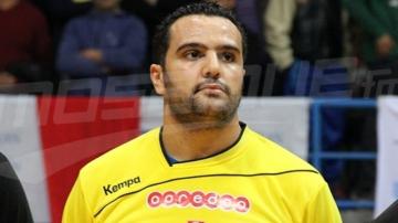 'كان' الغابون : مروان مقايز يعود إلى التمارين بعد الإصابة