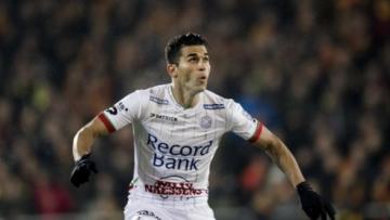 ثنائية لحمدي الحرباوي في البطولة البلجيكية