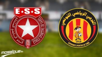 الترجي الرياضي التونسي، النجم الساحلي،
