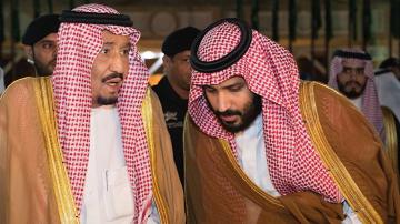 أنباء عن إطلاق نار داخل مقر إقامة ولي العهد في السعودية