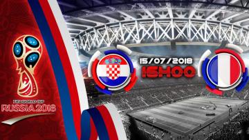 فرنسا-كرواتيا