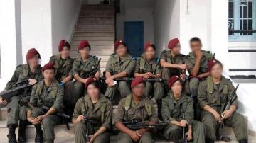 خدمة عسكرية المراة