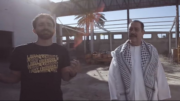 'ماذا ستفعل؟'.. لطفي بوشناق و'ام سي غزة' يغنيان لفلسطين