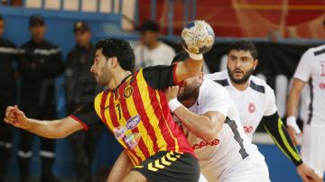 كرة اليد:الترجي يتأهل الي نهائي كأس تونس علي حساب النجم الساحلي