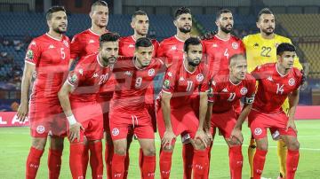 تصفيات كان 2021 : تونس في المجموعة 10