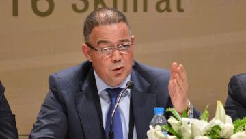 الكاف : ترقية الاقجع وبوشماوي ينسحب من رئاسة لجنة المسابقات