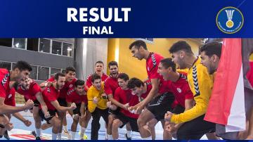 مصر تتوّج بكأس العالم لكرة اليد  للناشئين لأول مرة في تاريخها