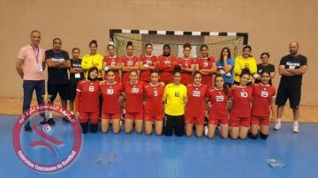 كرة يد: تونس بطلة إفريقيا وسطيات