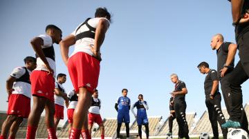 انطلاق تربص المنتخب الوطني و تواصل توافد اللاعبين