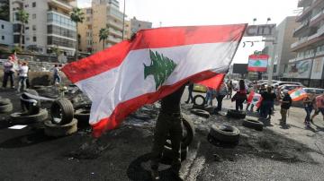 الجيش اللبناني يعلن تضامنه الكامل مع المتظاهرين
