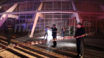 مكتب دراسات لحصر أضرار حريق قبّة المنزه