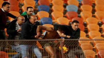الإفراج عن مشجعي الترجي في القاهرة