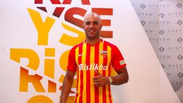 Abdennour : 1er match avec Kayserispor et déjà une boulette