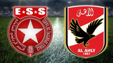 Gomez dirige la rencontre ESS Vs Al Ahly Al Masri