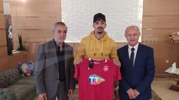 L'ESS signe avec l'algérien Zardoum