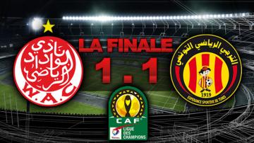 L'EST fait match nul au Maroc