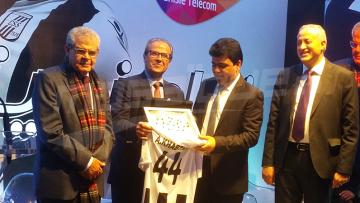 Le Club Sfaxien et Tunisie Télécom signent l'accord 'CSS Mobile'