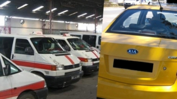 taxis-louages