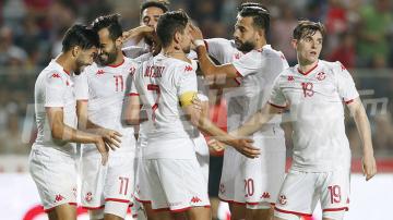 Victoire de la Tunisie contre le Burundi