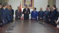 تكريم المدير العام للعلاقات الخارجية والتعاون الدولي