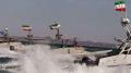 زوارق إيرانية تحاول اعتراض سفينة بريطانية