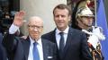 الرئيس الفرنسي يؤكد حضوره في جنازة رئيس الدولة