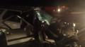 تطاوين : حادث مرور بسبب سوء الأحوال الجوية